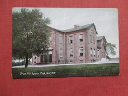 Drum Hill School    Peekskill  New York   Ref 3536 - NY - New York