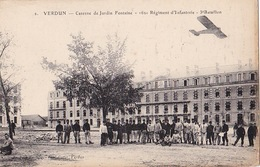 VERDUN (55) - Caserne De Jardin Fontaine - Petit Parisien 2 - Sans Date - Verdun