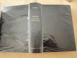 LATINO ITALIANO Dizionario, Calonghi III EDIZIONE Del 1969 Rosenberg & Seller Volume N 1 - Dictionaries