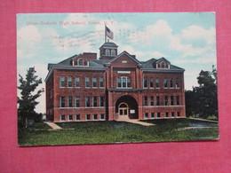 Union  Endicott High School  Union - New York  Ref 3536 - NY - New York