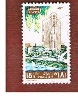 EGITTO (EGYPT) - SG 1472  - 1982  HILTON RAMSES HOTEL   - USED ° - Egitto