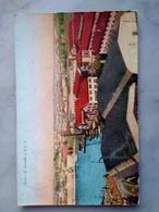 1929 Pola R. Scuole C. R. E. M. Viaggiata - Kroatien