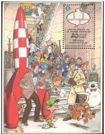 Blok 173** Kuifje In Het Stripmuseum 3957**  Tintin Et La BD - Bloc 173 Xx - Feuille MNH - Blocks & Sheetlets 1962-....