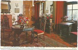 W4205 Gretna Green - Gretna Hall - The Original Marriage Room / Viaggiata 1965 - Dumfriesshire
