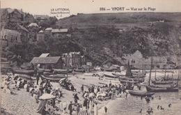 YPORT (76) - Vue Sur La Plage - LJ 1186 - Sans Date - Yport