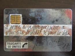 Télécarte Cortot 1987 F14 - 50U - F23 - 6 N° PE 101698 - France