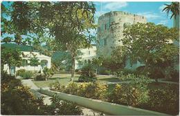 W4206 Bluebeard's Castle - Saint Thomas - American Virgin Islands / Viaggiata 1968 - Isole Vergini Americane