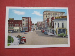 Main Street   - Tennessee > Johnson City  Ref 3536 - Johnson City