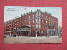 Arlington Hotel  Binghamton   New York   Ref 3536 - NY - New York