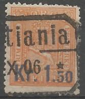 Norway 1905 Used Stamp - Norway