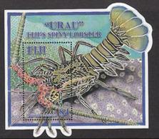 FIDJI 2008 - Hurau - Homard Spiny De Fiji - Bloc - Fidji (1970-...)