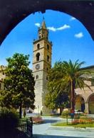 Teramo - Campanile Del Duomo - Formato Grande Viaggiata Mancante Di Affrancatura – E 13 - Italy