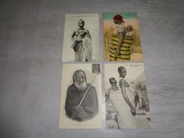 Beau Lot De 60 Cartes Postales D' Afrique Africa Afrika  Seins Nus Nu  Dakar  Sénégal  Saint Louis - Cartes Postales