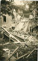 NANCY - TRES RARE CARTE PHOTO Du PRESBYTERE De La PAROISSE St JOSEPH - 16 OCTOBRE 1917 - - Nancy