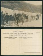 PORTUGAL - ERICEIRA [ 0207 ]  - PRAIA DO SUL FOTOGRÁFICO COSTUMES - Lisboa