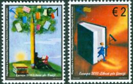 KOSOVO 2010 - Europa - Livres Pour Enfants - 2 V. - Kosovo