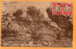 Tanganyika Plateau 1905 Postcard Mailed - Tanzania
