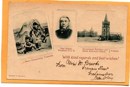 Pretoria South Africa 1905 Postcard Mailed - South Africa