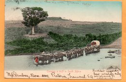 South Africa 1905 Postcard Mailed - South Africa