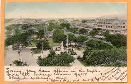 Durban South Africa 1905 Postcard Mailed - South Africa