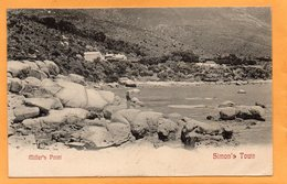 Simons Town South Africa 1905 Postcard Mailed - South Africa