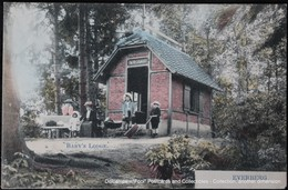 Everberg Kasteel De Merode Baby's Lodge Château Castle Family Picture Before 1911 Belgian Nobility - Kortenberg