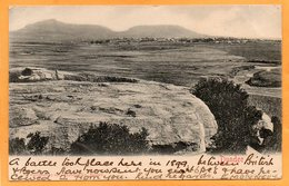 Dundee South Africa 1905 Postcard Mailed - South Africa