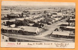 Kimberley South Africa 1905 Postcard Mailed - South Africa
