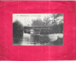 MENILLES - 27 - Le Pont Sur L'Eure - ROY2 - - Other Municipalities