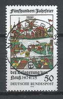 Germany/Bund Mi. Nr.: 843 Vollstempel (brv75er) - BRD