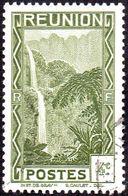 Réunion Obl. N° 127 - Vue -> Bras Des Demoiselles Le 4 Cts Vert - Oblitérés