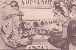 CPA - Souvenir De BORDEAUX - Bordeaux