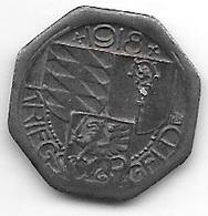*notgeld Oberndorf 5  Pfennig 1918 Fe 10539.1 - [ 2] 1871-1918 : German Empire