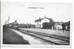 RATENELLE - La Gare - France