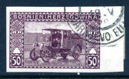 Bosnien-Herz. Mi. 41 Ungezähnt, Randstück, Gestempelt - Bosnien-Herzegowina