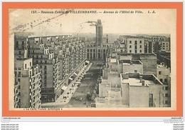 A509 / 301 69 -VILLEURBANNE Nouveau Centre Avenue De L'Hotel De Ville - France