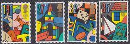 Europa Cept 1989 Great Britain 4v ** Mnh (44107) - 1989