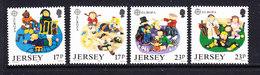Europa Cept 1989  Jersey 4v ** Mnh (44107A) - 1989