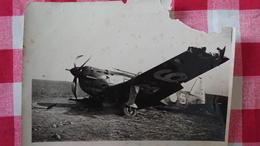 Photo Originale Avion Armée De L'air MS 405 Groupe 3/I Avril 1940 Annotée Wwii - 1939-45