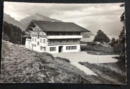 Hondrich Kantonale Bergbauernschule /Photo Gyger Adelboden - BE Berne