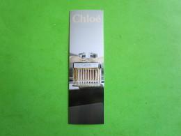 CHLOE  - Carte Parfumée - Modern (from 1961)