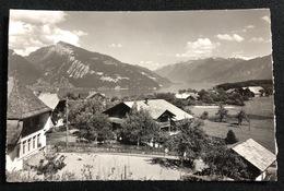 Hondrich Blick Auf Spiez/Photo Gyger Adelboden - BE Berne