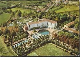 VENETO - MONTEGROTTO TERME - TERME NERONIANE - VIAGGIATA 1968 - ANNULLO CONALBI - Italia