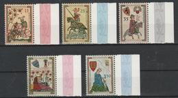 LIECHTENSTEIN  Xx  1961   MI 406-10  -   Vedi  Foto ! - Liechtenstein