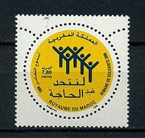 Maroc ** N° 1426 - Semaine De La Solidarité - Morocco (1956-...)
