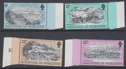 Guernsey 1982 Gravures 4v ** Mnh (44108) - Guernsey
