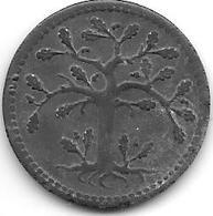 *notgeld Offenbach 10 Pfennig 1917 Zn 10656.5b Thin10 Type 1 - [ 2] 1871-1918 : Empire Allemand