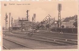 Postkaart/Carte Postale ESSCHEN / ESSEN Algemeen Zicht Der Statie - Station (C561) - Essen