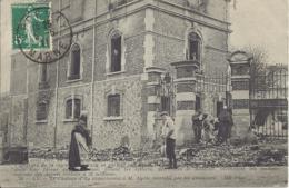 La Delimitation De La Champagne, Revolte Des Vignerons Avril 1911 - Ay En Champagne