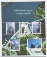 Belgie 2009 Blok 165** De Duitse Gemeenschap 3874/78** Communauté Germanophone MNH - Bloc 165 - Blocks & Sheetlets 1962-....